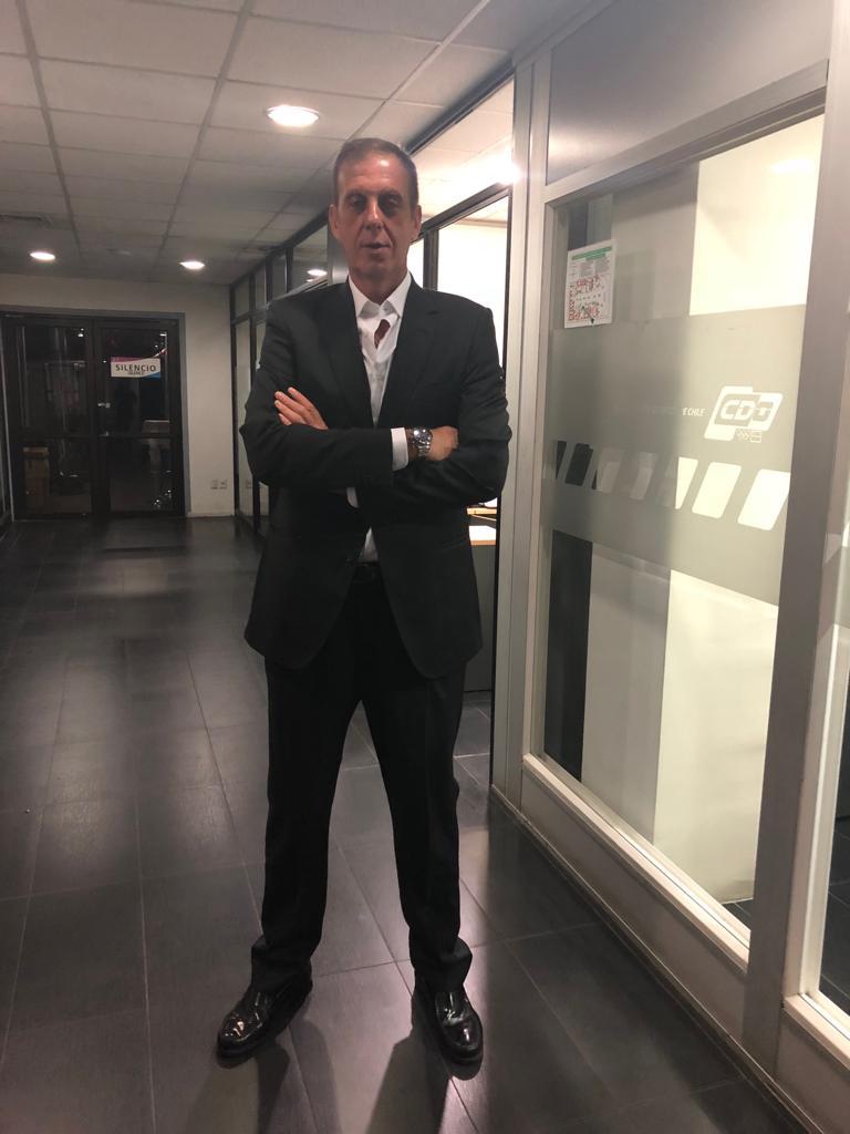 Carlos Zazo Gonzalez